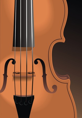 chord: old violin as very nice  music background