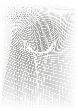 computergraphics: abstract modern curves texture  as universal background