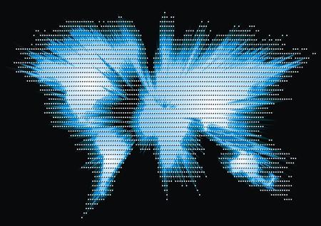 mooie achtergrond: wereldkaart met alle continenten als mooie achtergrond