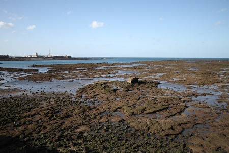 Tide in Cadiz