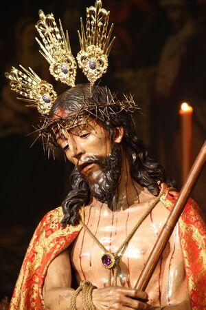 Passion of Christ, ancient art, Sevilla