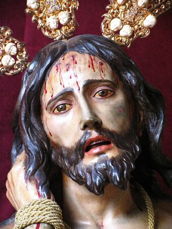 Christ Humility and Patience, seventeenth century, Chiclana, Spain
