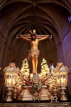 cristo: Cristo de la Esperanza de Jerez