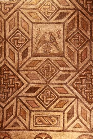 Roman mosaic Seville