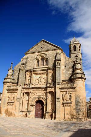 Sacra Capilla del Salvador in Ubeda (Ja�n)