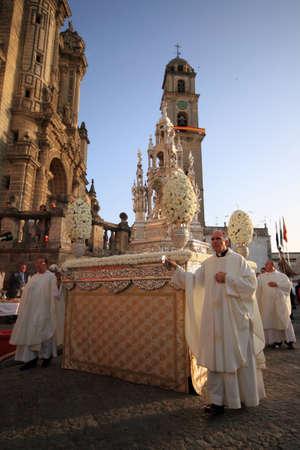 corpus: Celebration of Corpus Christi de Jerez
