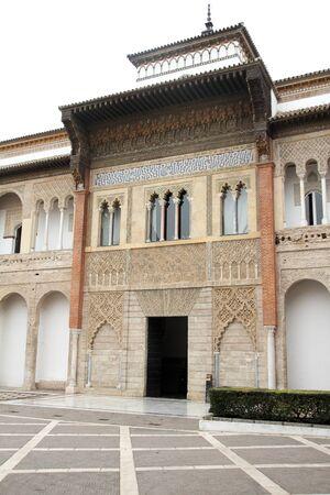 alcazar: Alcazar in Seville