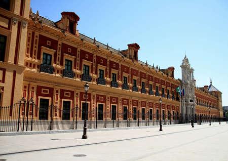 San Telmo Palace in Seville