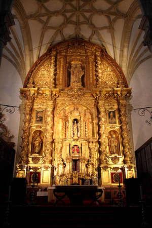 retablo: Retablo de la Catedral de Baeza, Jan Editorial