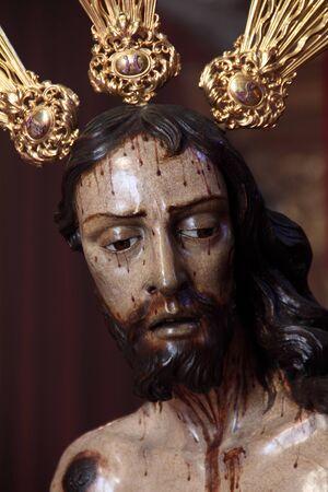 flagellation: Jesus of the Flagellation, Holy Week in Jerez Editorial