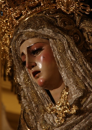 vexation: Our Lady of Peace and vexation of Jerez Editorial