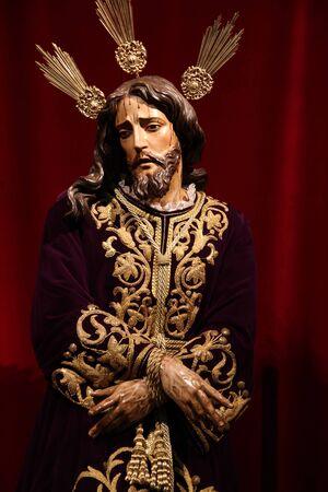 jerez: Arrest of Jesus, Easter de Jerez
