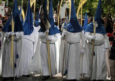 fraternidad: Jerez de la Frontera, la Hermandad de la Borriquita