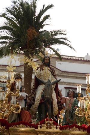 fraternidad: Hermandad de la Borriquita, Jerez de la Frontera, Espa�a
