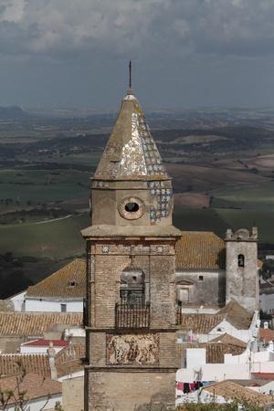 Convent of Jesus, Mary and Joseph, the city of Medina Sidonia Stock Photo - 13157599