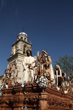 salesian: The Passion of Jesus, celebrations in Jerez
