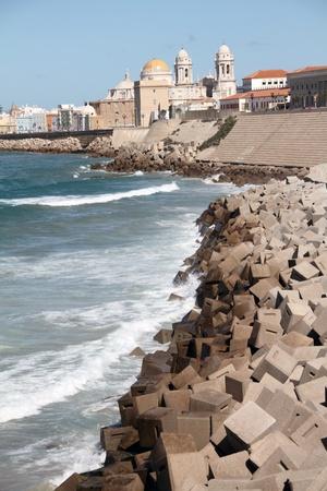 Cadiz city with three thousand years of history