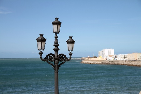 View of the city of Cadiz