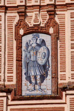 Religious tile