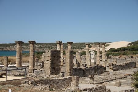 tarifa: Baelo Claudia, historical city of the Roman Empire