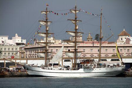 Guayas Ecuador Sailing, Regatta Cadiz 2012