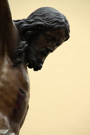 Jesus of Defensi�n, crucifixion, Jerez