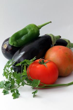 Vegetables, natural feeding