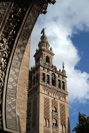 La Giralda, Seville Cathedral