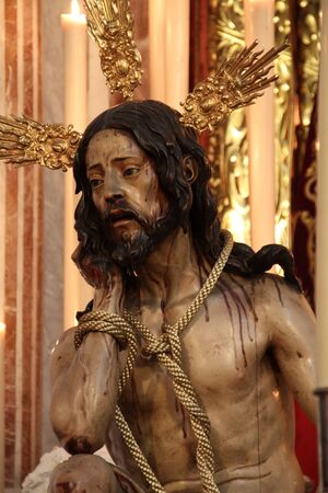 Christ of Humility and Patience, Cadiz