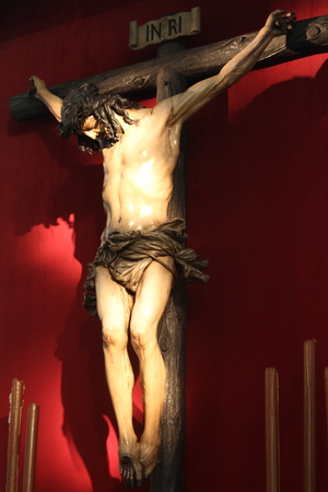 Cristo de la Buena Muerte, Cadiz, Spain