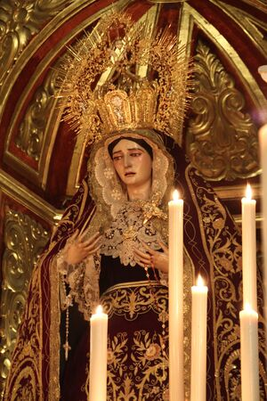 bitterness: Our Lady of Bitterness, Cadiz