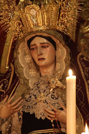 Our Lady of Bitterness, Cadiz