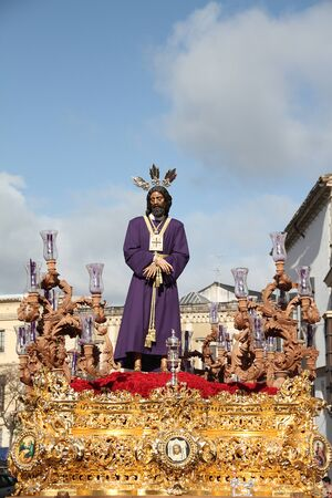 Captive Jesus, Jerez de la Frontera