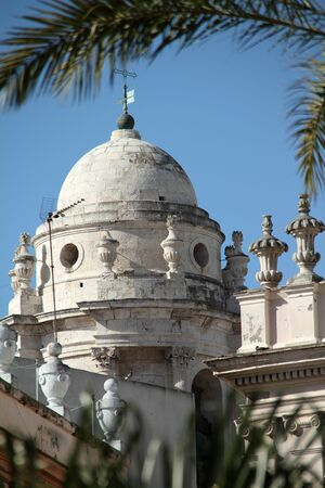 building monumental: Cadiz Cathedral of the Americas