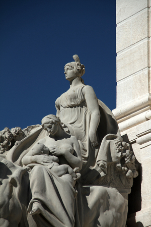 Monument to the Courts of Cadiz