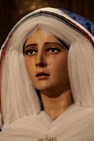 Madonna Mercy, Jerez, Spain