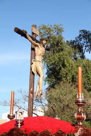 semana santa: Cristo del Perd?n, Semana Santa de Jerez