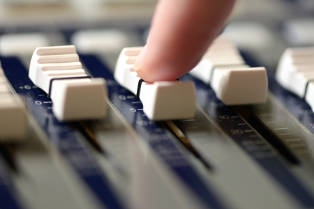 fader: Mix the music
