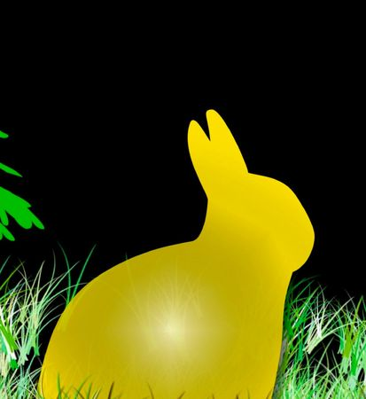 bunnie: webgraphic,art,background, Stock Photo