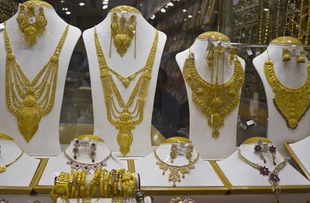 Jewelry at Dubai