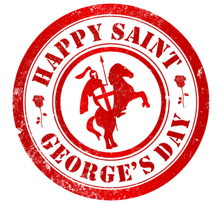 happy saint george photo