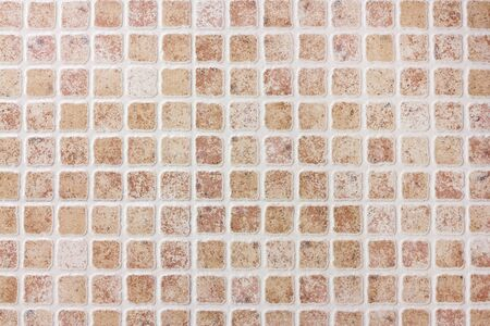 wall tiles background Stock Photo