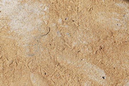 Texture sable Banque d'images
