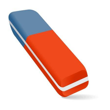 Eraser Illustration