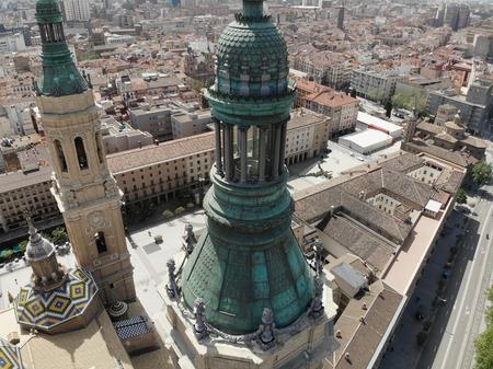 torre del pilar zaragoza