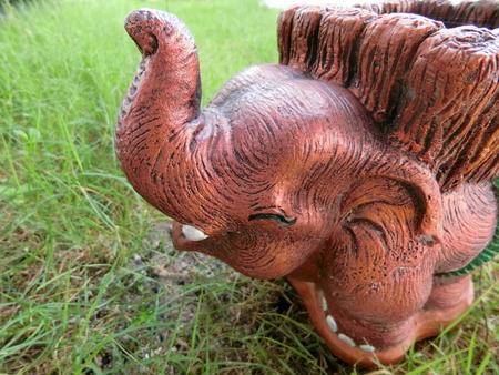 lovely toy elephant