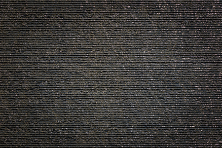 Beautiful wet black gray slate stone texture with water drops.