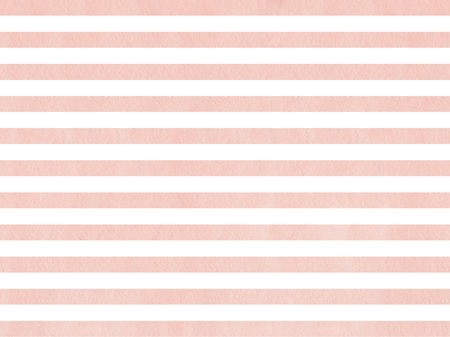 pink stripes: Watercolor pink stripes background. Salmon watercolor stripes. Abstract watercolor background with pink stripes.