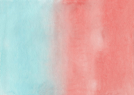 painted background: Abstract watercolor hand painted background. Stock Photo