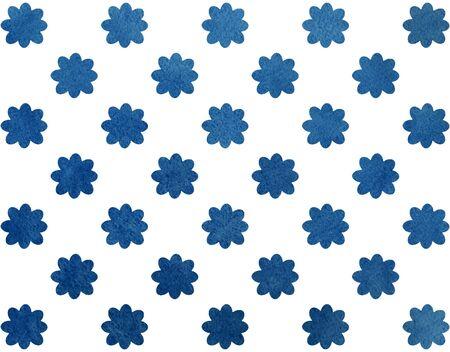 dark blue background: Watercolor dark blue flowers. Watercolor flowers background. Watercolor texture. Watercolor geometric pattern.